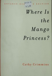 Cover of: Where is the mango princess?