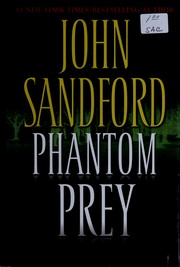 Cover of: Phantom Prey (Lucas Davenport Mysteries)