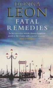 Cover of: Fatal Remedies