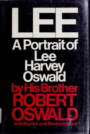 Cover of: Lee | Robert L. Oswald