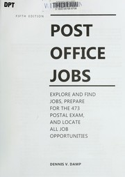 Cover of: Post Office jobs