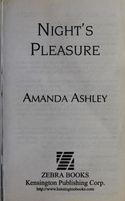 Cover of: Night's pleasure