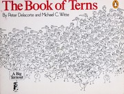 Cover of: The book of terns | Peter Delacorte