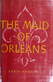 Cover of: The maid of Orleans
