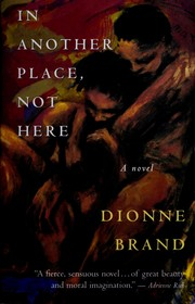 Cover of: In Another Place, Not Here | Dionne Brand