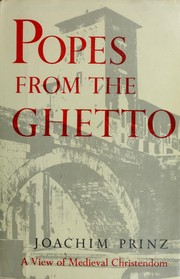 Cover of: Popes from the ghetto | Joachim Prinz