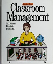 Cover of: Classroom management.