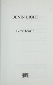 Cover of: Benin Light | Peter Tonkin