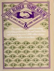 Rubber stamp album