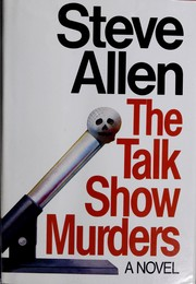 Cover of: The talk show murders