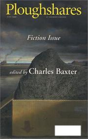 Cover of: Fiction issue