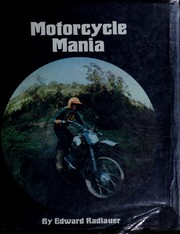 Cover of: Motorcycle mania