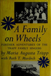 Cover of: A family on wheels