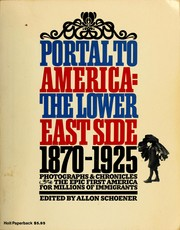 Cover of: Portal to America