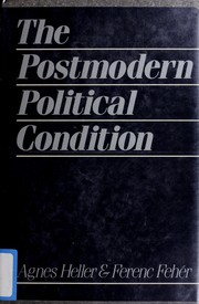 Cover of: The postmodern political condition