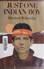 Cover of: Just one Indian boy