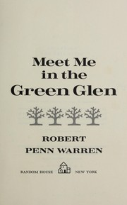 Cover of: Meet me in the green glen