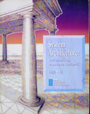 Cover of: System architecture | W. E. Leigh