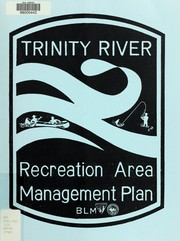 Cover of: Trinity River Recreation Area