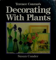 Cover of: Terence Conran's decorating with plants