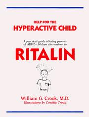 Cover of: Help for the hyperactive child