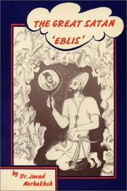 "Cover of: The Great Satan ""Eblis"""