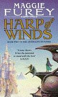 Cover of: Harp of Winds | Maggie Furey