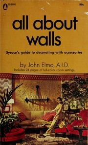 Cover of: All about walls