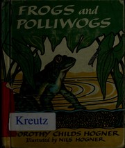 Cover of: Frogs and polliwogs