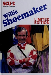 Cover of: Willie Shoemaker
