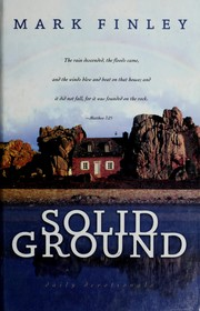 Cover of: Solid ground