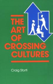 Cover of: The art of crossing cultures