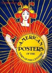 Cover of: American Posters Of The Turn Of The Century
