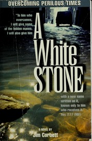 Cover of: A white stone