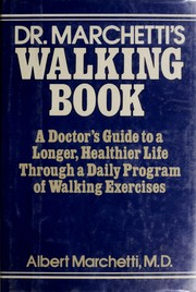 Cover of: Dr. Marchetti's Walking book