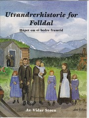 Cover of: Utvandrerhistorie for Folldal