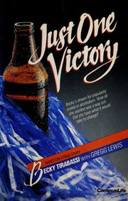 Cover of: Just one victory