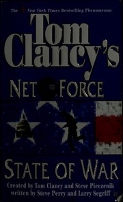 Cover of: Net force | Tom Clancy