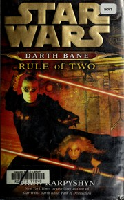 Cover of: Darth Bane | Drew Karpyshyn