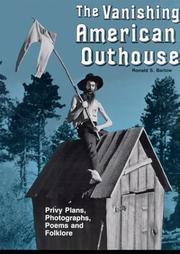 Cover of: The vanishing American outhouse | Ronald S. Barlow