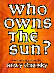 Cover of: Who owns the sun?