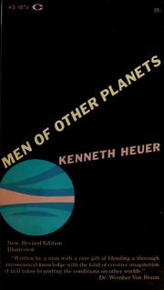 Men of other planets by Kenneth Heuer