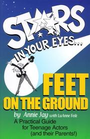 Cover of: Stars in your eyes-- feet on the ground