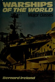 Cover of: Warships of the world