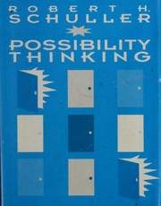 Cover of: Possibility thinking | Robert Harold Schuller