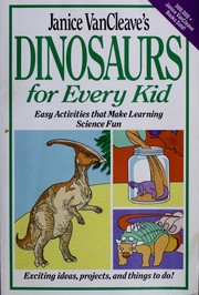 Cover of: Dinosaurs for every kid