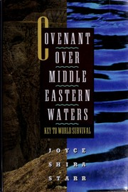 Cover of: Covenant over Middle Eastern waters | Joyce Starr