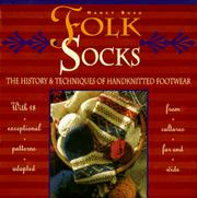 Cover of: Folk socks | Nancy Bush