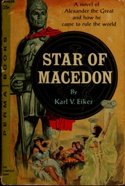 Cover of: Star of Macedon