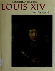 Cover of: Louis XIV and his world